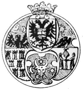 Sigiliu Sigismund Bathory 1595