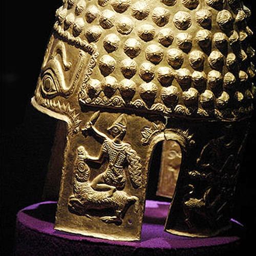 Dacian Ceremonial Helmet