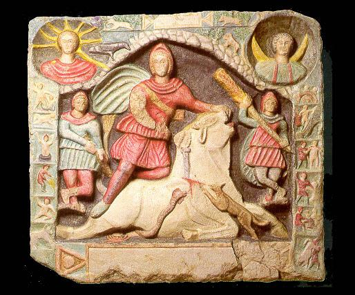 Mithras-Cult