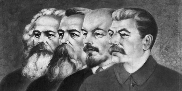 Post-Modernism Marx-engels-lenin-stalin